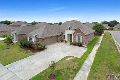 Zachary Single Family Home For Sale: 3071 Garden Gate Ave