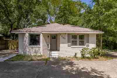 Baton Rouge Single Family Home For Sale: 1240 S Flannery Rd