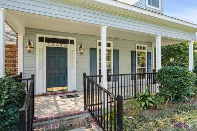 Baton Rouge Single Family Home For Sale: 12810 N Oak Hills Pkwy