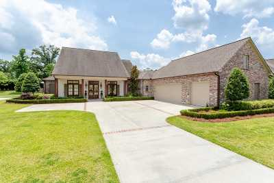 Prairieville Single Family Home For Sale: 36252 Toulouse St