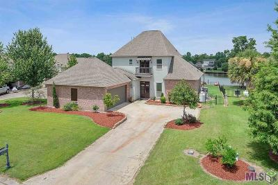 St Amant Single Family Home For Sale: 11696 River Highlands