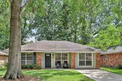 Baton Rouge Single Family Home For Sale: 8440 Marcel Ave