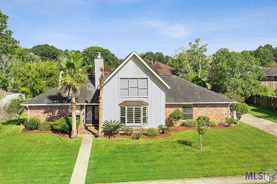 Baton Rouge Single Family Home For Sale: 7933 Rod Laver Ave