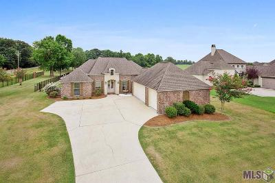 Zachary Single Family Home For Sale: 22848 Beaver Creek Blvd
