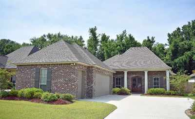 Prairieville Single Family Home For Sale: 37369 Whispering Hollow Ave