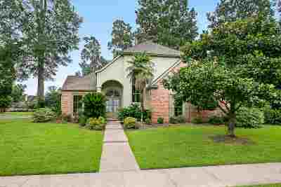 Baton Rouge Single Family Home For Sale: 1338 Notting Hill Dr