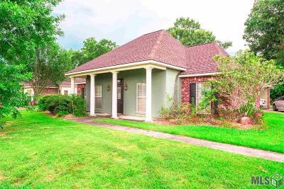 Prairieville Rental For Rent: 15297 Stone Hedge Dr
