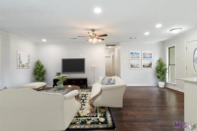 Denham Springs Single Family Home For Sale: 26283 Shadow Brook Ave
