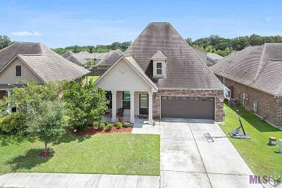 Prairieville Single Family Home For Sale: 37197 Market Place Dr
