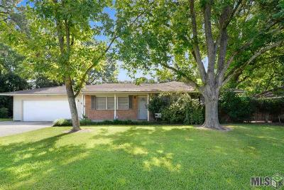 Baton Rouge Single Family Home For Sale: 245 S Carrollton Ave