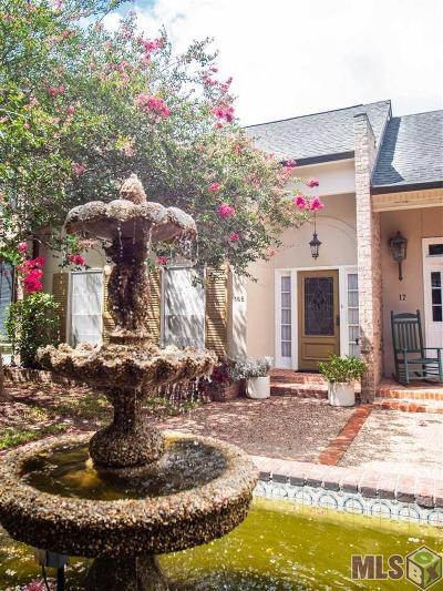 Baton Rouge Condo/Townhouse For Sale: 16b Jamestowne Ct #16B