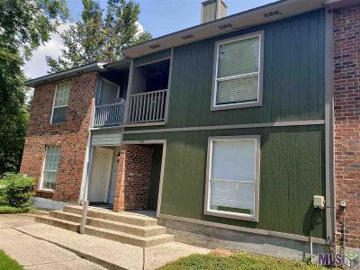 Baton Rouge Condo/Townhouse For Sale: 5203 Heatherstone Dr
