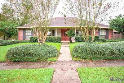 Baton Rouge Single Family Home For Sale: 6532 Snowden Dr