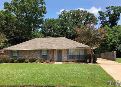 Baton Rouge Single Family Home For Sale: 1812 Palmwood Dr