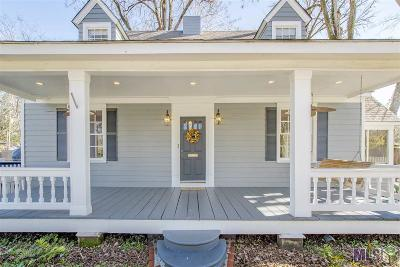 Baton Rouge Single Family Home For Sale: 209 Kenwood Ave