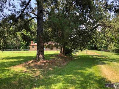 Zachary Residential Lots & Land For Sale: 217 E Plains Port Hudson Rd