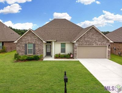Denham Springs Single Family Home For Sale: 36995 Oak View Ln