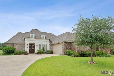 Geismar Single Family Home For Sale: 13043 Moss Pointe Dr