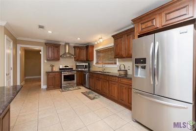 Baton Rouge LA Single Family Home For Sale: $196,000