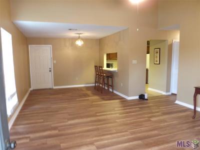 Baton Rouge LA Condo/Townhouse For Sale: $110,000
