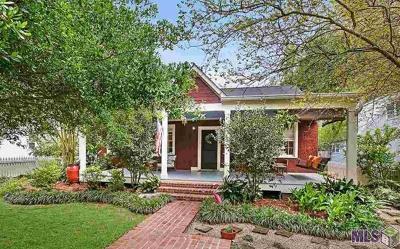 Baton Rouge LA Single Family Home For Sale: $604,900