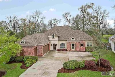 Prairieville, Baton Rouge, Geismar, Gonzales Single Family Home For Sale: 13558 Landmark Dr