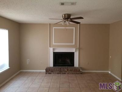 Baton Rouge Condo/Townhouse For Sale: 5233 Blair Ln #A