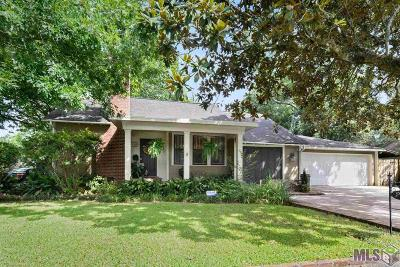 Prairieville Single Family Home For Sale: 328 Delgado Dr