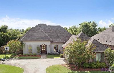 Prairieville Single Family Home For Sale: 17425 Humming Bird Dr