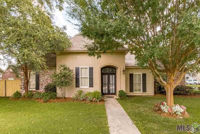 Baton Rouge Single Family Home For Sale: 10050 Old Siegen Ln