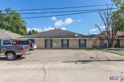 Baton Rouge Multi Family Home For Sale: 5124 Brightside View Dr #A-B-C-D