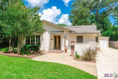 Baton Rouge Single Family Home For Sale: 735 Dubois Dr