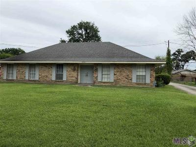 Baton Rouge Single Family Home For Sale: 11520 Goodwood Blvd