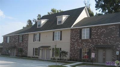 Baton Rouge Condo/Townhouse For Sale: 2405 Brightside Dr #51