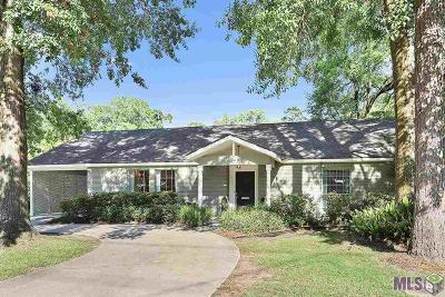 Baton Rouge Single Family Home For Sale: 1246 Lee Dr