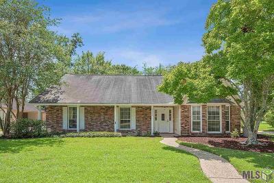 Baton Rouge LA Single Family Home For Sale: $275,000