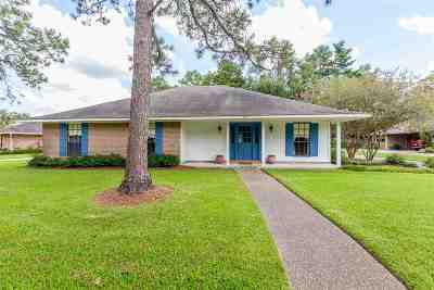 Baton Rouge Single Family Home For Sale: 3903 Blecker Dr