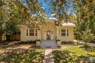 Baton Rouge Single Family Home For Sale: 331 Steele Blvd