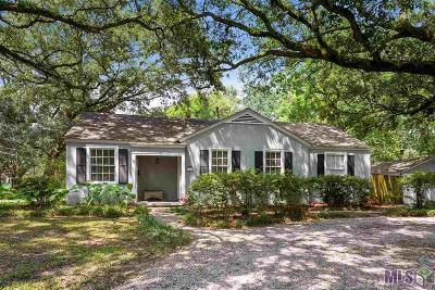 Southdowns Single Family Home For Sale: 4419 Mimosa St