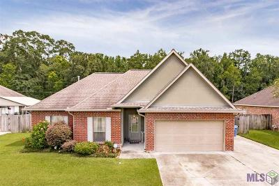 Gonzales Single Family Home For Sale: 43180 Cypress Bend Ave