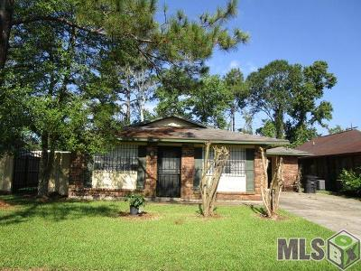 Baton Rouge Single Family Home For Sale: 1018 Boreas Dr