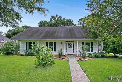 Baton Rouge Single Family Home For Sale: 6235 Destrehan Dr