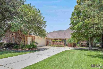 Gonzales Single Family Home For Sale: 40127 Pelican Point Pkwy