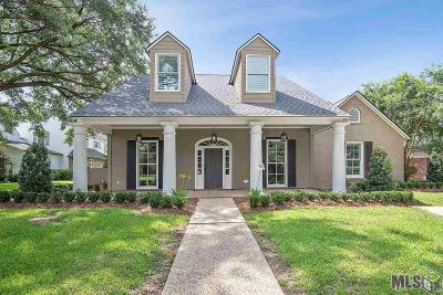 Baton Rouge Single Family Home For Sale: 17537 W Lakeway Ave