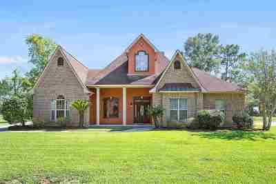 Port Allen Single Family Home For Sale: 4017 Emily Dr