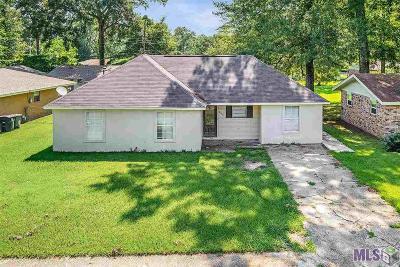 Baton Rouge Single Family Home For Sale: 343 Fountainbleau Dr