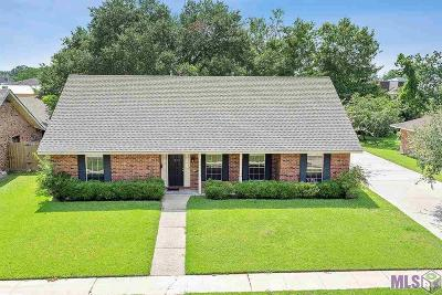 Broadmoor Single Family Home For Sale: 1536 Cora Dr