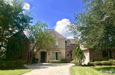 Baton Rouge Single Family Home For Sale: 15006 Memorial Tower Dr