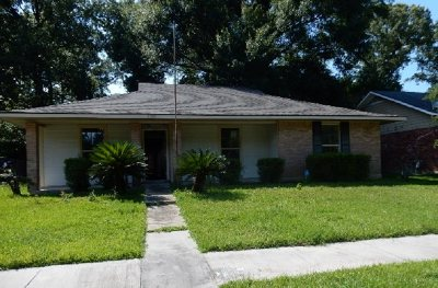 Baton Rouge Single Family Home For Sale: 2325 Woodvale Dr