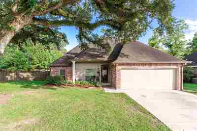Prairieville Single Family Home For Sale: 18050 Kenner Dr